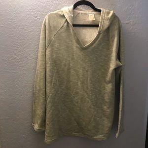 Faded glory hoodie size XL